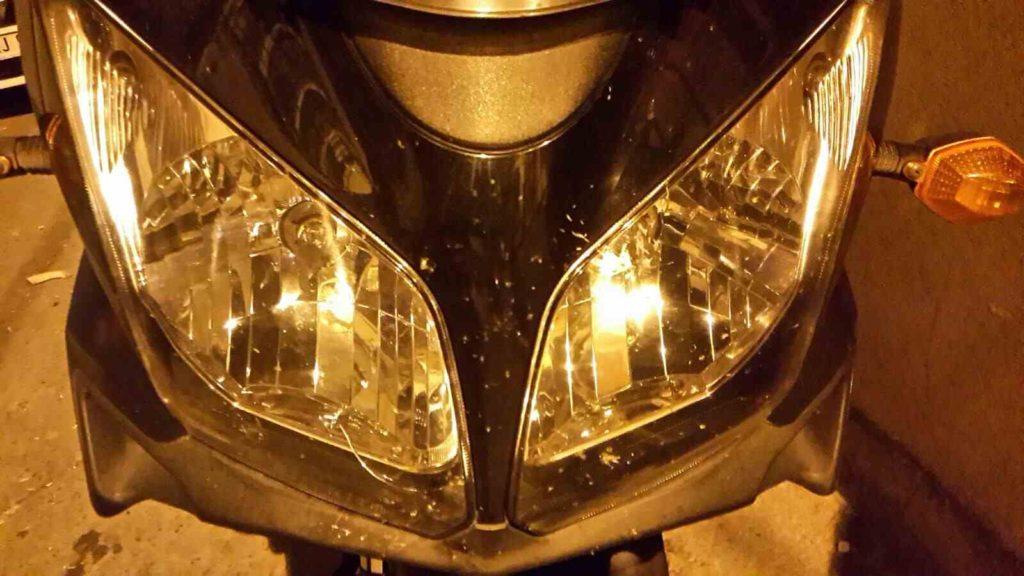Atakan Demirtürk Suzuki v-strom Sinek ölüleri