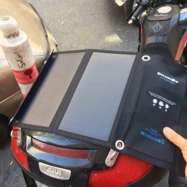 Blitzwolf 15W 2A Güneş Enerjili Telefon Şarj cihazı İncelemesi