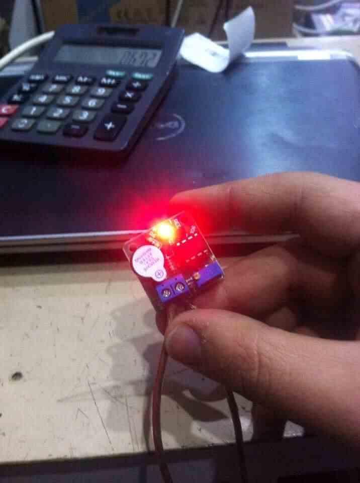 12v düşük voltaj alarm devresi incelemesi