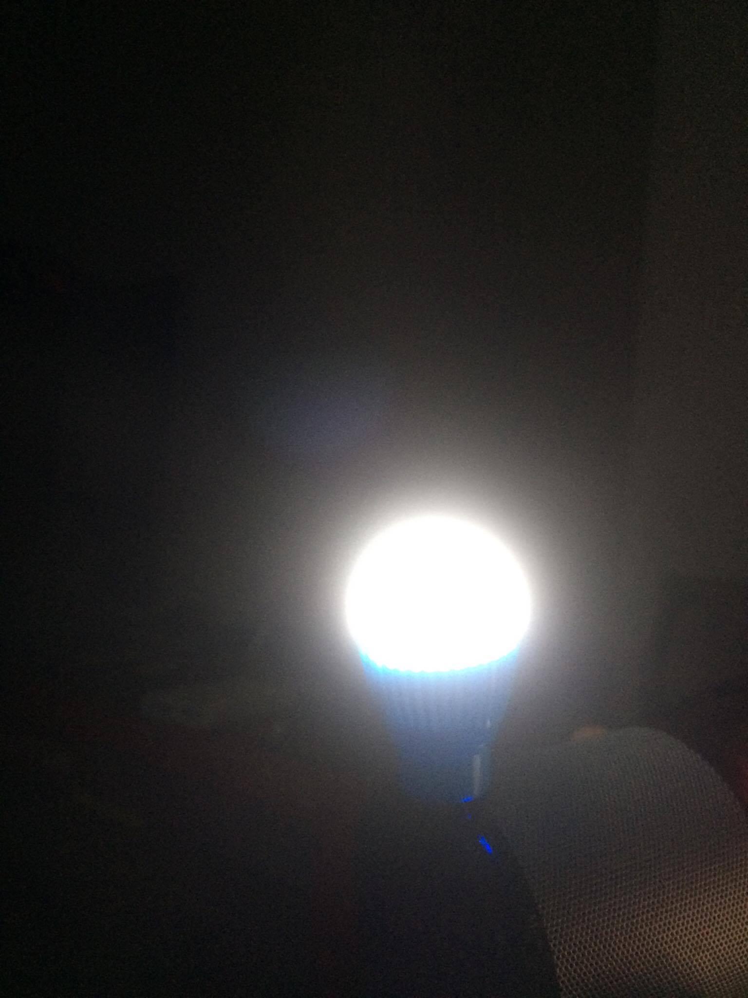 Kamp İçin usb den power bank ile çalışan lamba incelemesi