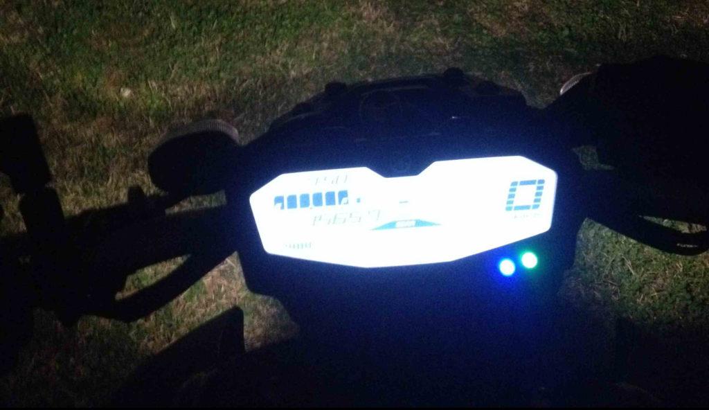 Yamaha mt07-Endurokan Atakan Demirtürk