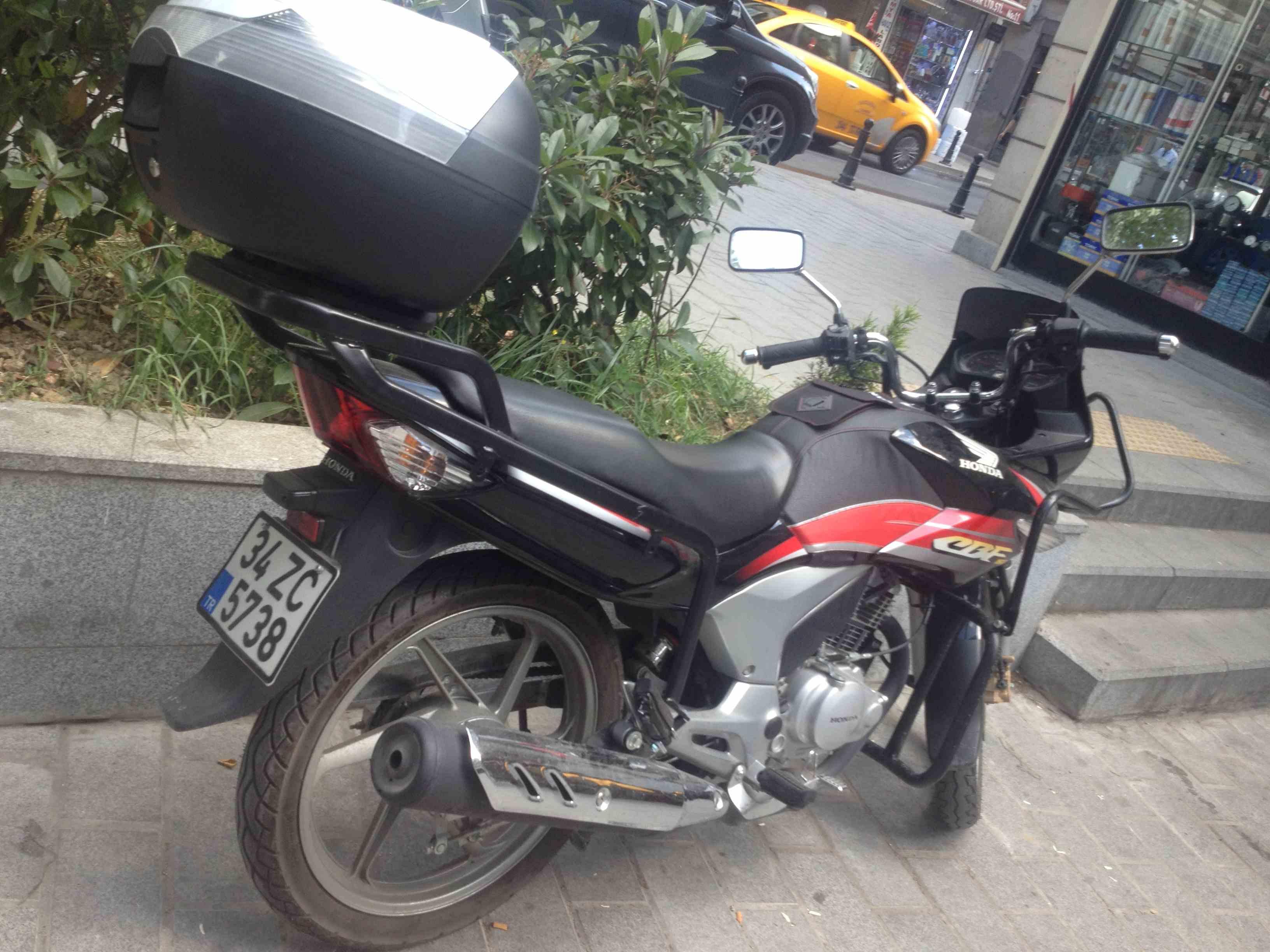 Honda cbf 150 Rutin Bakım aralıkları