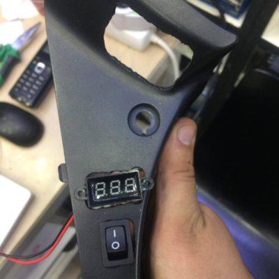 Honda cbf 150 ye düğme uygulaması