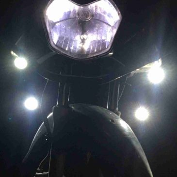 Motosiklette Led park Ampülleri Neden Bozulur ? Ampül Seçimi Hakkında