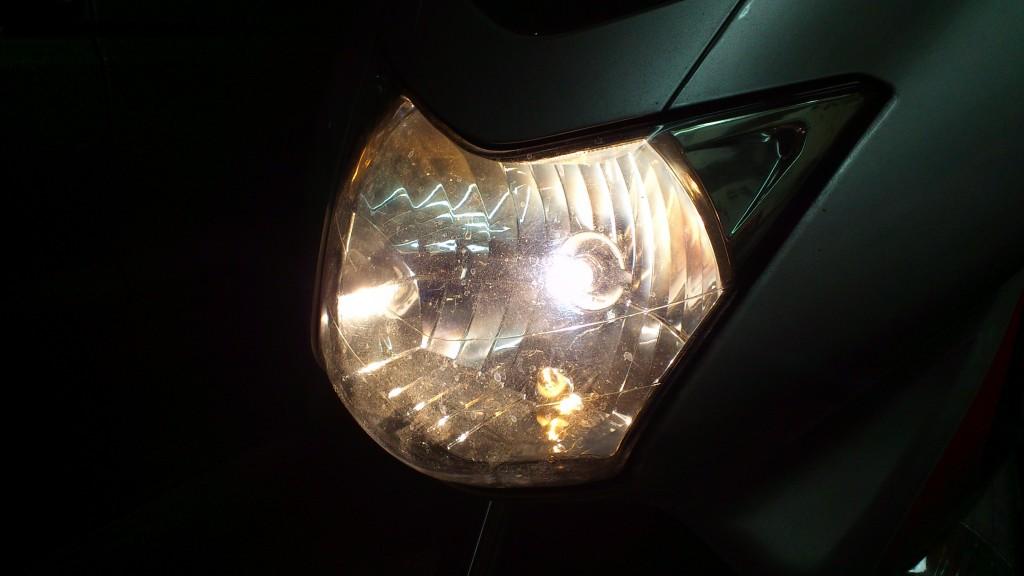 Honda Cbf 150 Ön Far