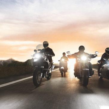 Motosiklet Ön Far zayıf kalma sorunları Önümüzü göremiyoruz