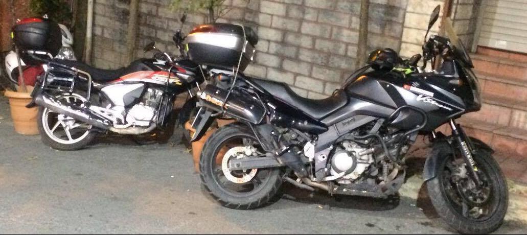 İki Motosiklet Sahibi Olmak Atakan Demirtürk