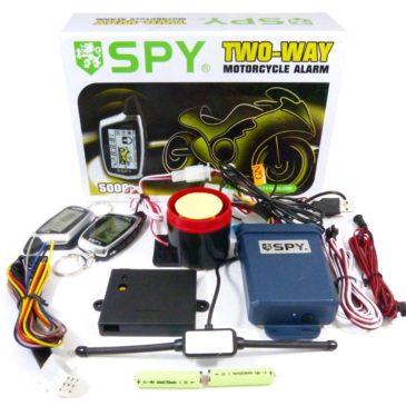 Spy 5000M Motosiklet Alarmı İncelemesi V-strom Dl650