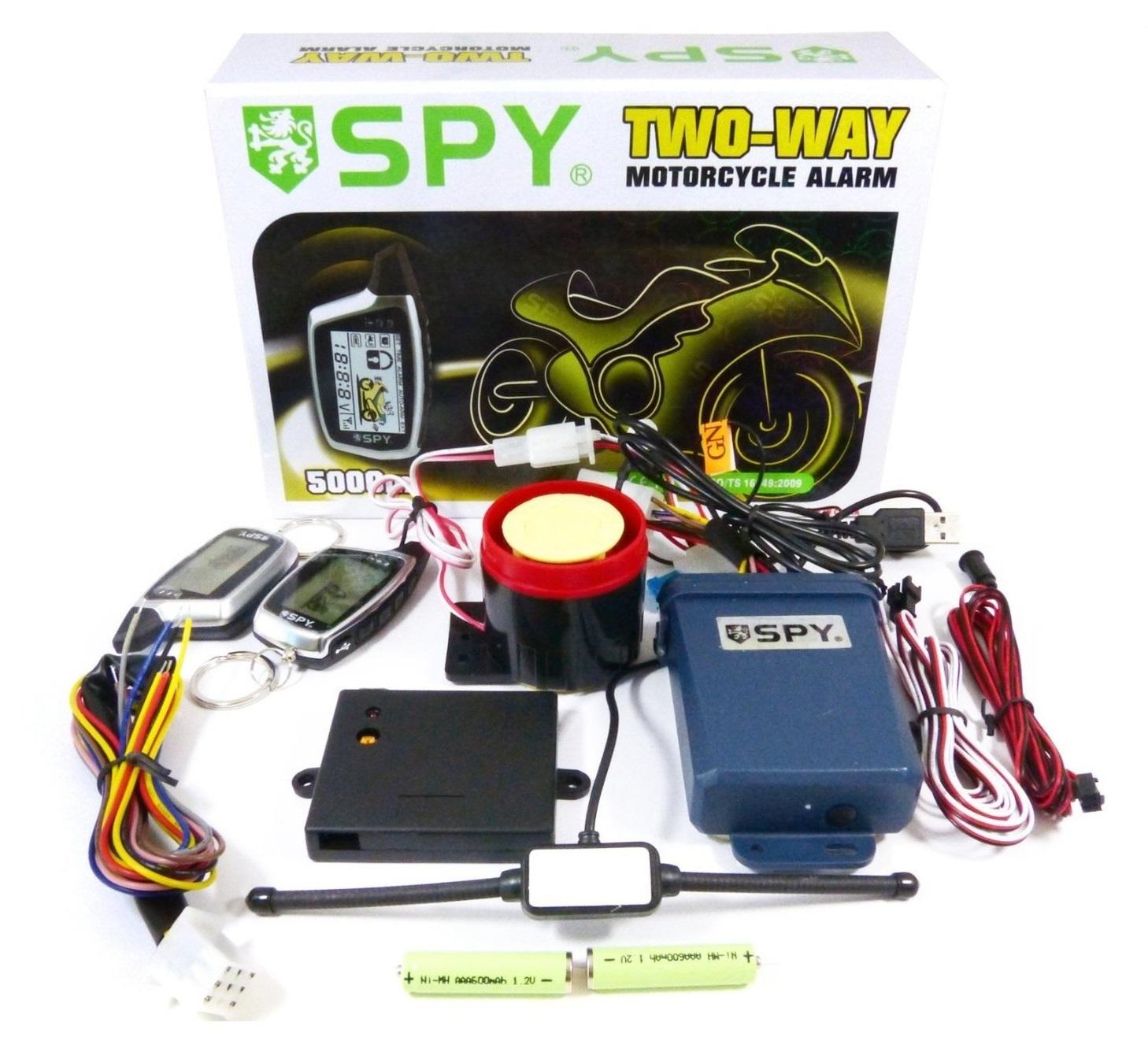 Spy5000m Motosiklet Alarmı İncelemesi ve Takip sistemi ile karşılaştırılması