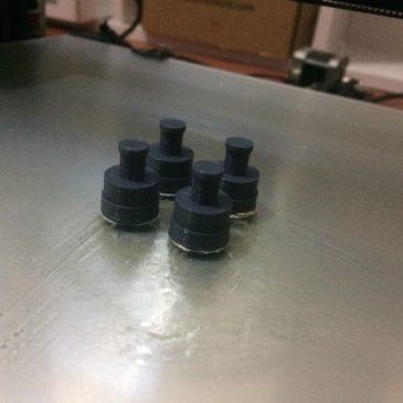 Givi Tabla-Çanta arasındaki Kauçukları 3d-printer ile Basmak..El yapımı Topcase Kauçuğu