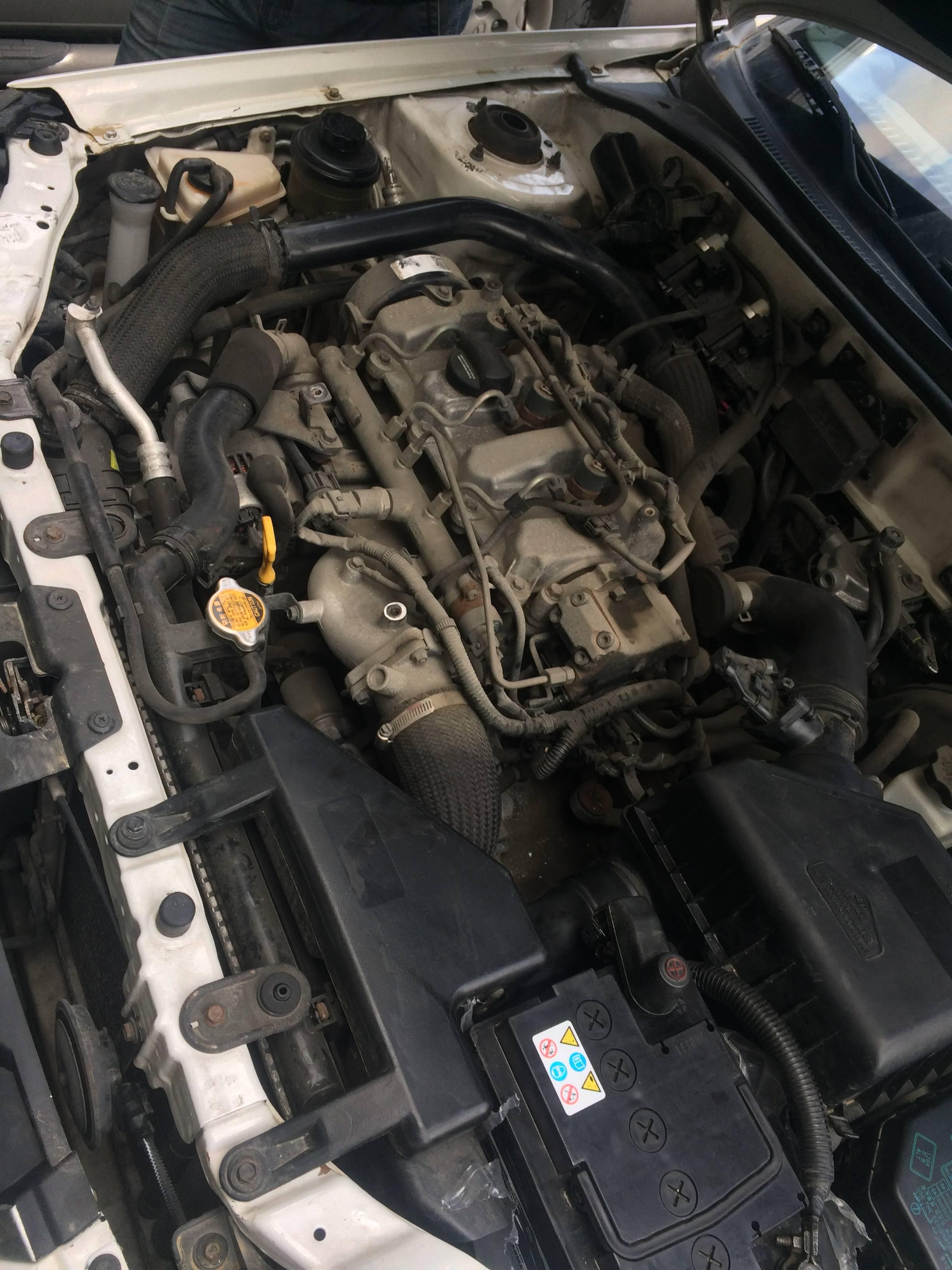 Hyundai accent 1.5 crdi 2005 admireTriger ve Vantilatör kayışı değişimi