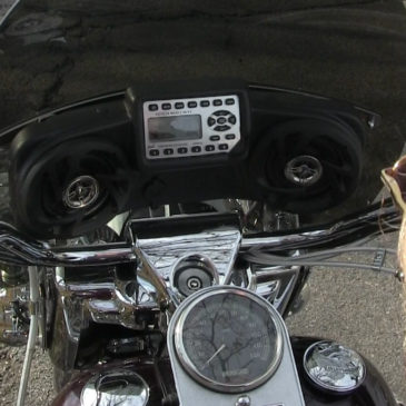 12V Su geçirmez Motosiklet Teyp/Radyo İncelemesi