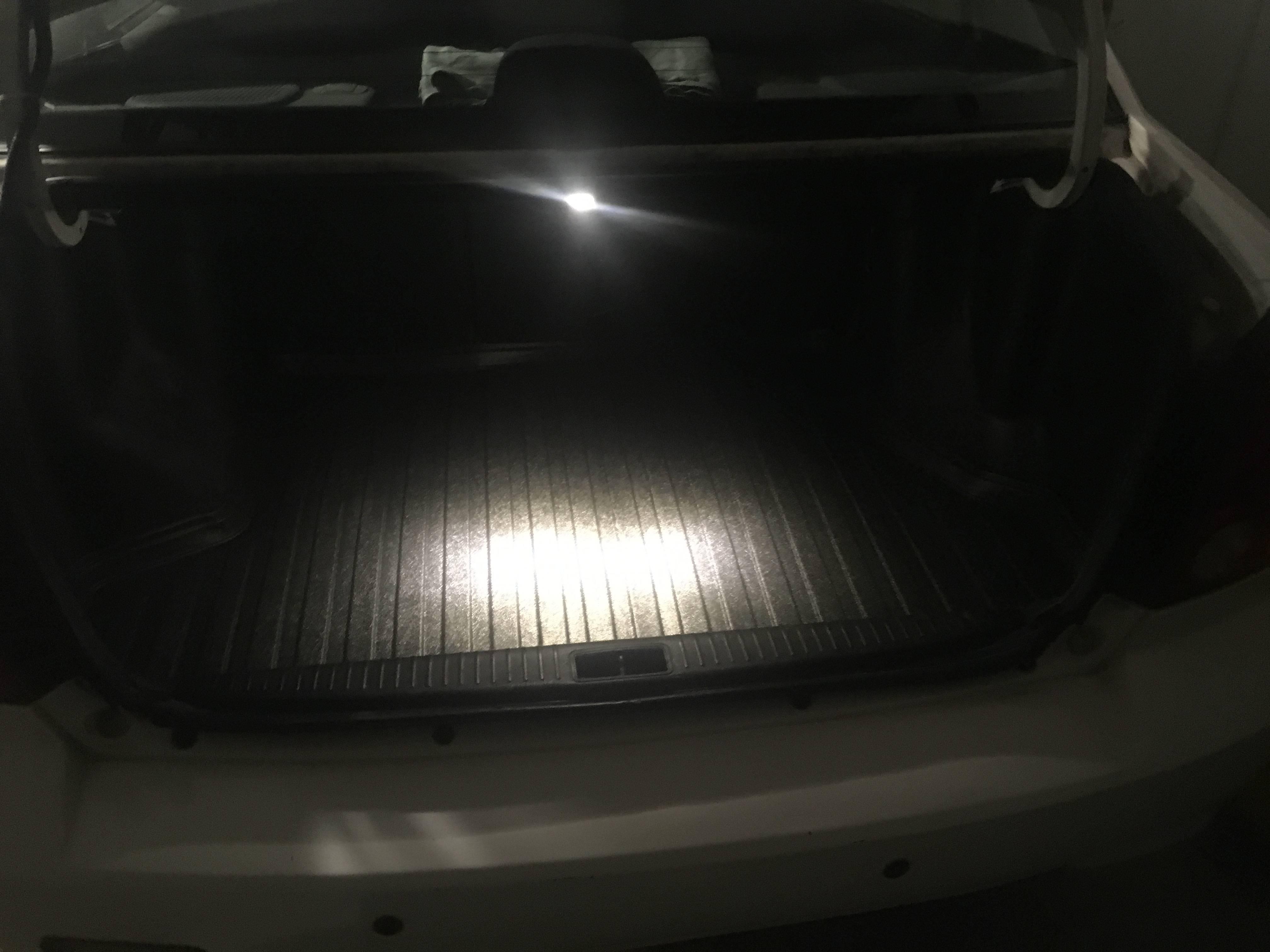 Hyundai accent admire bagaj havuzu uygulaması