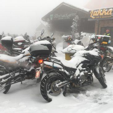 Motosikleti Kışa Hazırlamak Kışın Yatırma Ve Kullanma Püfleri Akü ve Diğer konular