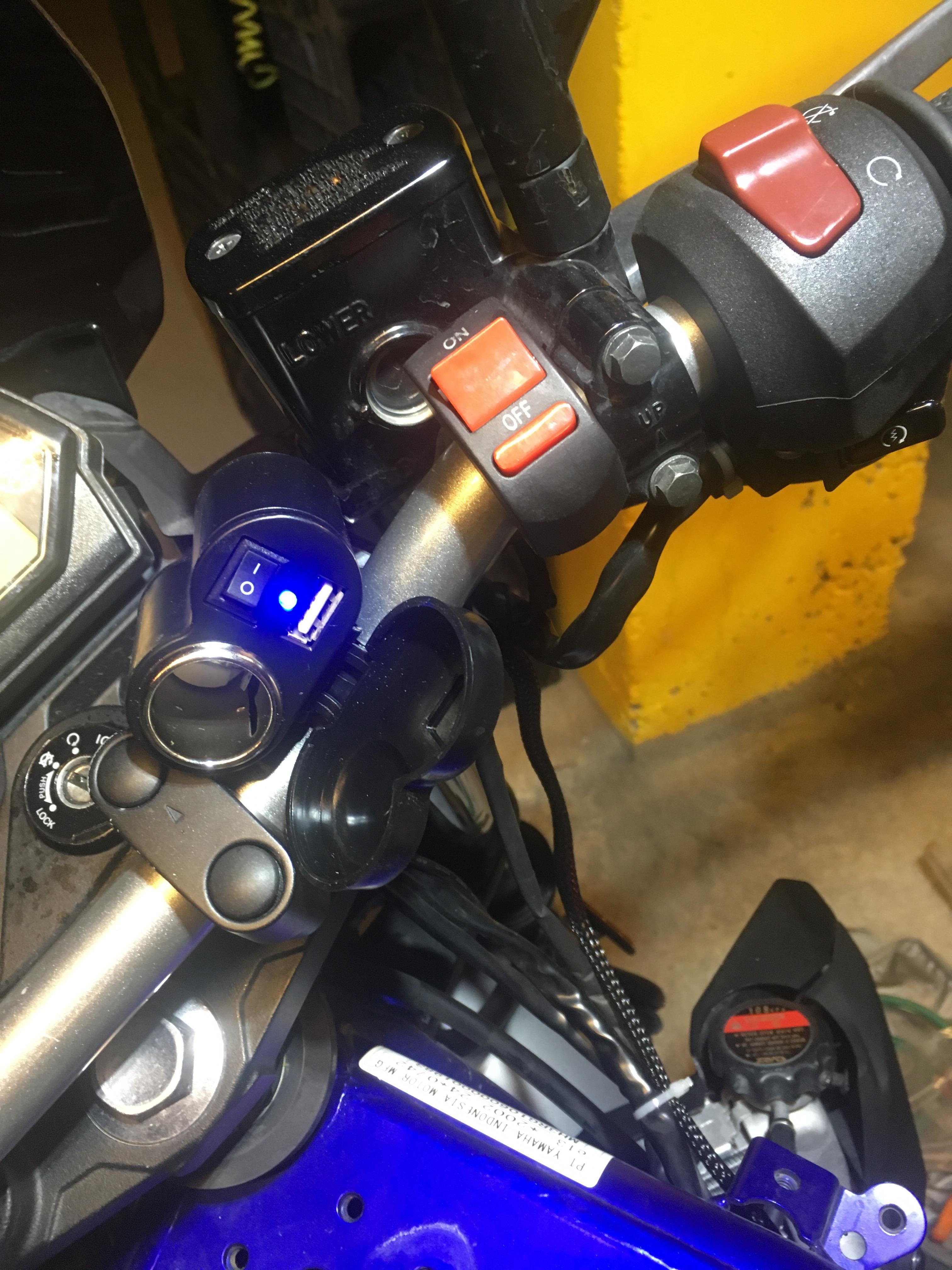 Yamaha mt25e Çakmaklık nasıl Takılır Çakmaklık uygulaması
