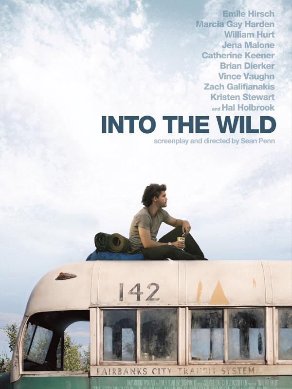 İnto the wilf film afişi