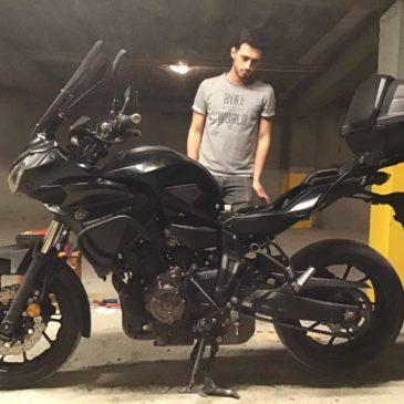 Yamaha Mt07 Tracer Antifriz Değişimi? Motosiklette Antifriz Nasıl değiştirilir?