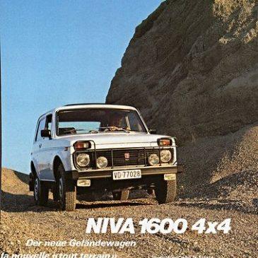 Lada Niva Vaz 2121 Periyodik Bakım Aralıkları