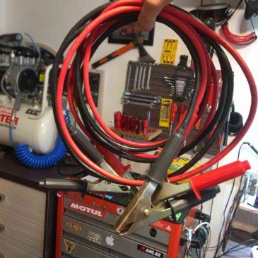 Akü Takviye Kablosu Nasıl olmalıdır?  El yapımı akü takviye kablosu