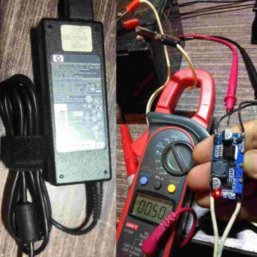 Notebook Adaptöründen 12volt Akü Şarj Cihazı Yapımı 1-3 Amper Orta Güçlü